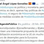 SCOOP : BRUSELAS AÚN NO CONCEDE EUROBONOS, PERO SÍ LAS AYUDAS